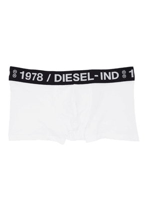 Diesel Three-Pack Multicolor UMBM Damien Boxer Briefs
