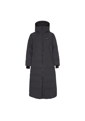 Whyte Studio - The 'Obey' Puffa Coat - Black