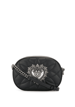 Dolce & Gabbana Devotion crossbody bag - Black