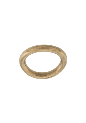 Ann Demeulemeester Simple ring - GOLD