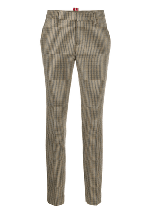 Dsquared2 tailored wool trousers - NEUTRALS
