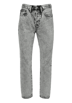 Le Original Bleached Cotton Denim Jeans