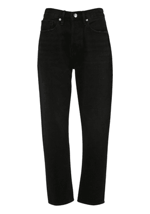 Le Original Crop Straight Denim Jeans