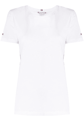 Tommy Hilfiger embroidered logoT-shirt - White