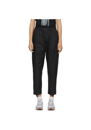 Undercover Black Cargo Trousers
