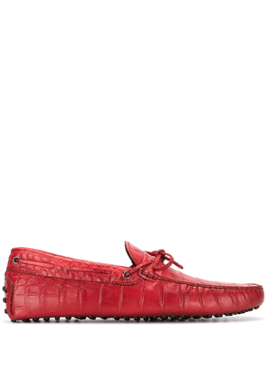 Tod's Gommino driving shoes - Red