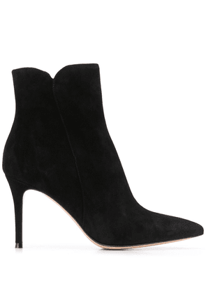 Gianvito Rossi Riccas 90mm ankle boots - Black