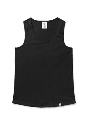 Les Girls Les Boys - Slim-Fit Stretch-Cotton Jersey Tank Top - Men - Black