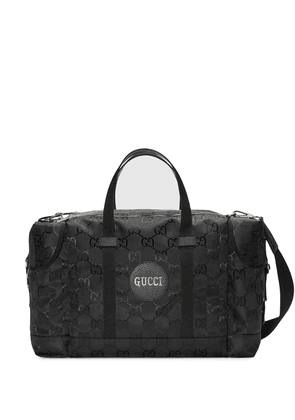 Gucci Off The Grid GG Supreme duffle bag - Black