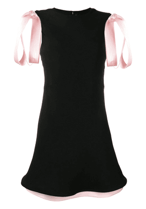 Calvin Klein 205W39nyc bow-detailed dress - Black