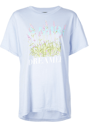 AMIRI Flower Dreamer T-shirt - Blue