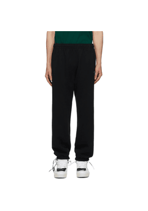 Off-White Black Caravaggio Painting Lounge Pants