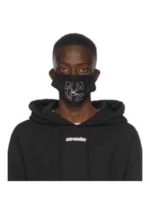 Off-White Black Chainsaw Worker Mask