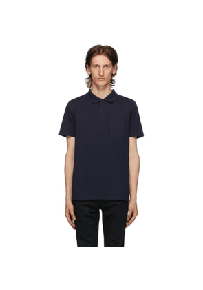 A.P.C. Navy Archie Polo