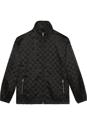 Gucci Off The Grid GG zipped jacket - Black