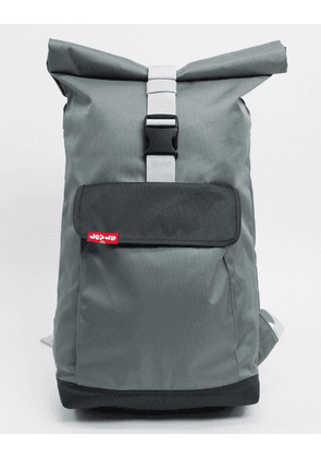 Levi's rolltop backpack in khaki-Green