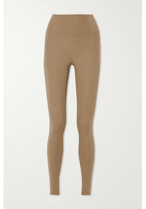 Girlfriend Collective - Compressive Stretch Leggings - Beige