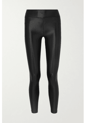 Koral - Lustrous Stretch Leggings - Black