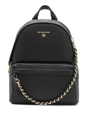 Michael Michael Kors MD chain detail backpack - Black