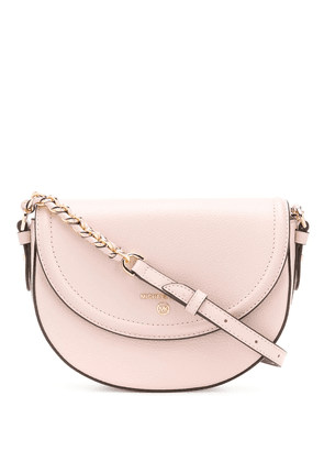 Michael Michael Kors dome-shaped crossbody bag - PINK