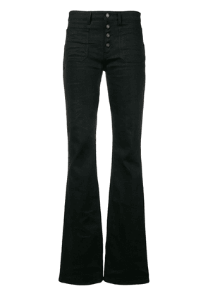 Saint Laurent flared jeans - Black