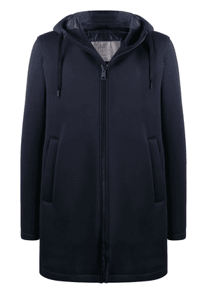 Herno scuba hooded jacket - Black