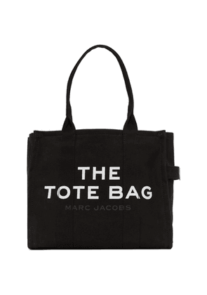 Marc Jacobs Black The Traveler Tote