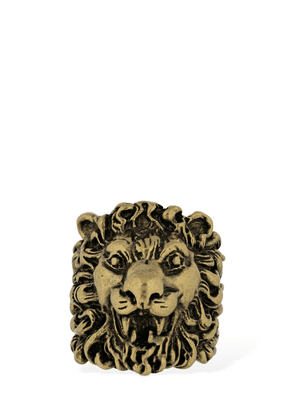 Lionhead Thick Ring