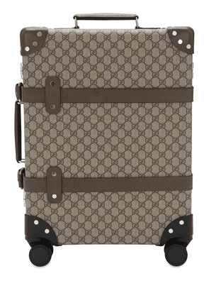 Gg Canvas Cabin Size Luggage