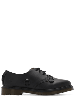 Dr. Martens Leather Shoes W/ Nickel Ring