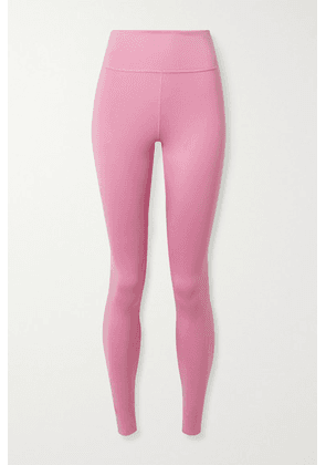 Nike - One Luxe Dri-fit Leggings - Pink