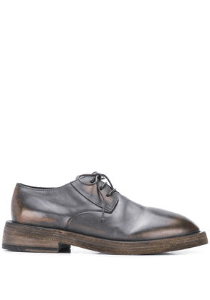 Marsèll two-tone derby shoes - Blue