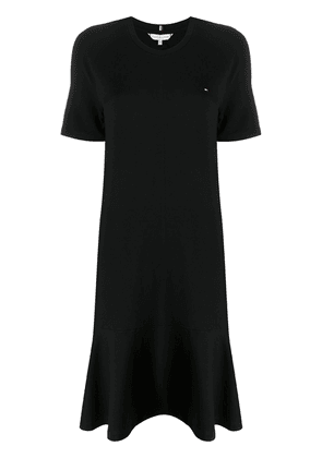 Tommy Hilfiger flared T-shirt dress - Black
