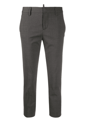 Dsquared2 cropped tailored trousers - Grey