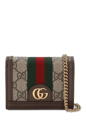 Ophidia Gg Supreme Chain Wallet