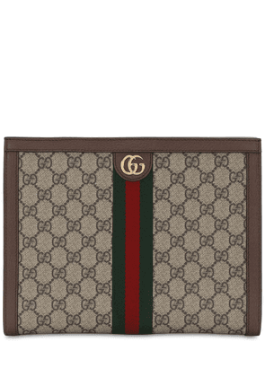 Ophidia Gg Supreme Squared Zip Pouch