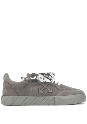 Off-White Arrow low-top sneakers - Green