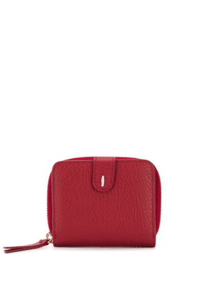 Maison Margiela classic small wallet - Red