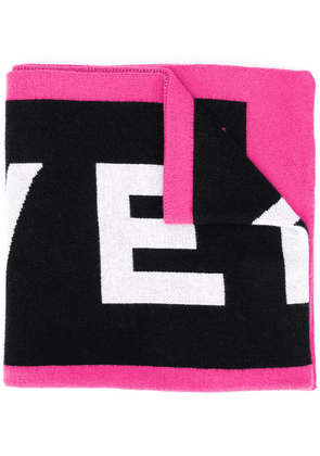 Givenchy knit scarf - PINK