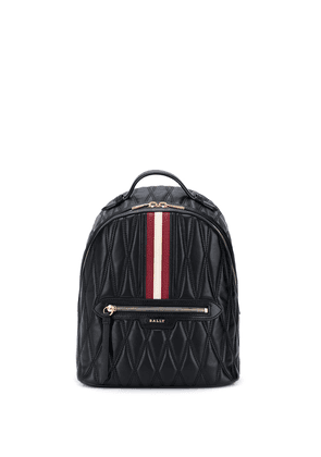 Bally Daffi quilted backpack - Black