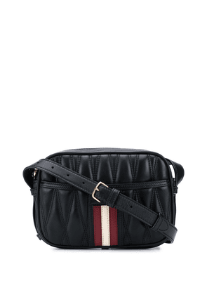 Bally quilted cross-body bag - Black