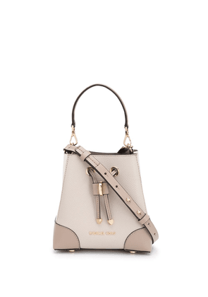 Michael Michael Kors Mercer Gallery bucker bag - NEUTRALS