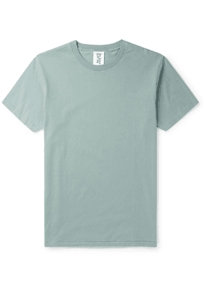 Les Girls Les Boys - Cotton-Jersey T-Shirt - Men - Green
