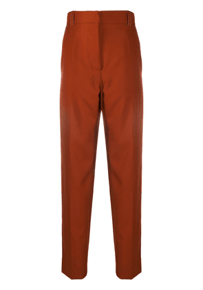 Marni tailored straight leg trousers - Brown