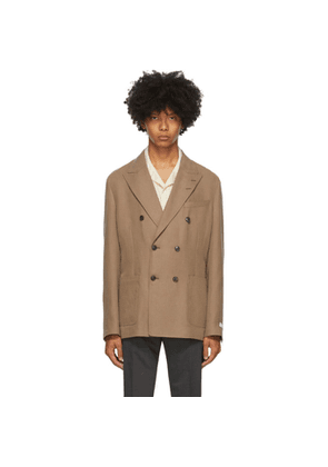 Tiger of Sweden Brown Giacca DBA Blazer