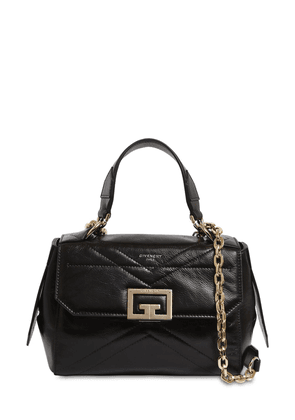 Id Small Leather Shoulder Bag