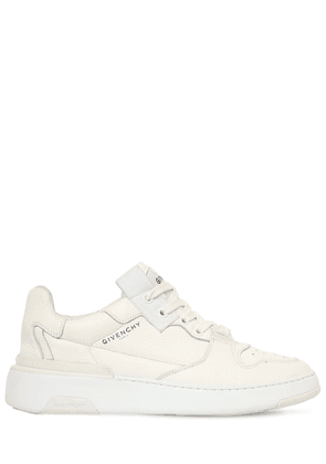 30mm Wing Leather Sneakers