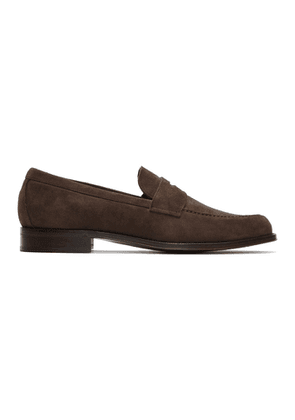 Paul Smith Brown Lowry Loafers