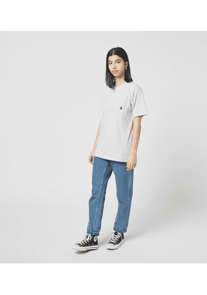 Carhartt WIP Carrie Pocket T-Shirt, Grey