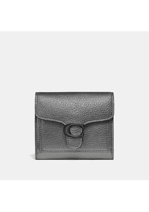 Tabby Small Wallet in Grey